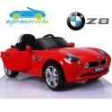 BMW Z8 ROJO  12v mando parental 2.4G