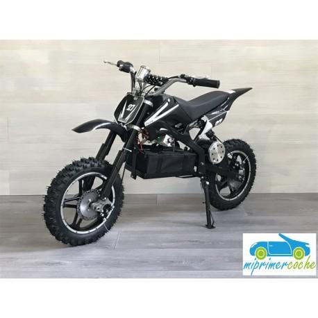 Moto eléctrica DIRK 36V 800W color negro