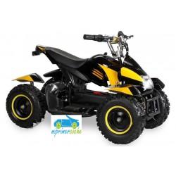 Quads eléctrico infantil COBRA 36V 800W color amarillo/negro