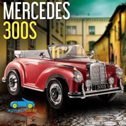 MERCEDES 300S Rojo con mando a distancia 2.4G