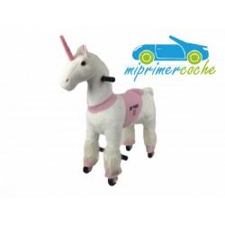 PonyCycle UNICORNIO PINK pequeño