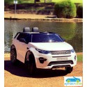 LAND ROVER DISCOVERY blanco 12V  2.4G MP4