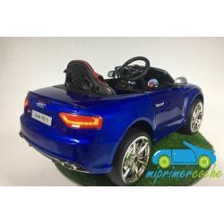 AUDI RS5  azul 12v con mando a distancia 2.4G