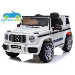 MERCEDES G63 12V Blanco 2.4G