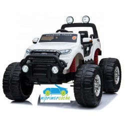FORD MONSTER TRUCK 1 PLAZA 12V 4X4