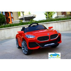 BMW Z4 STYLE ROJO 1 PLAZA 12V