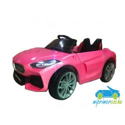BMW Z4 STYLE ROSA 1 PLAZA 12V