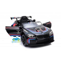 BMW M6 GT3 NEGRO 12v 1 plaza 2.4G