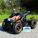 Quads eléctrico infantil COBRA 36V 800W color naranja/negro