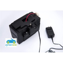 PACK EXTRAÍBLE Batería de Plomo 12V 7Ah