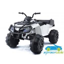 Quads Eléctrico para Niños 909 XL 24V Blanco