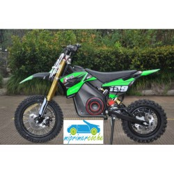 Moto eléctrica OVEX CROSS 36V 1000W color verde