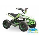 Quads eléctrico infantil ROCKET 36V 800W color verde