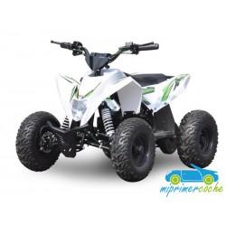 Quads eléctrico infantil ECO R8 36V 1000W color verde