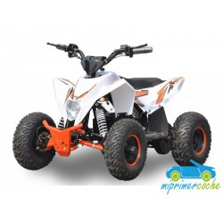 Quads eléctrico infantil ECO R8 36V 1000W color naranja