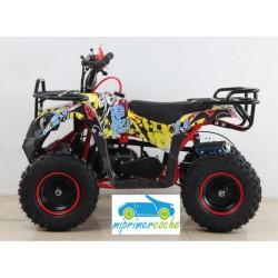Quad infantil a gasolina ATV URBAN 49CC