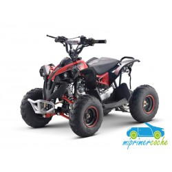 Quad infantil a gasolina ATV 3C 110CC  4 TIEMPOS rojo