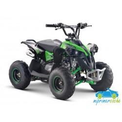 Quad infantil a gasolina ATV 3C VERDE 110CC  4 TIEMPOS