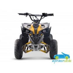Quad infantil a gasolina ATV 3C AMARILLO 110CC  4 TIEMPOS