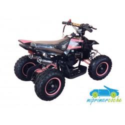 Quad infantil a gasolina ATV 8 ROSA 49CC