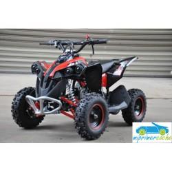 Quad infantil a gasolina ATV3 rojo 49CC