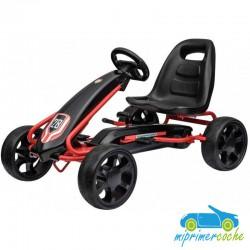 Kart a Pedales para niños X-28 Negro