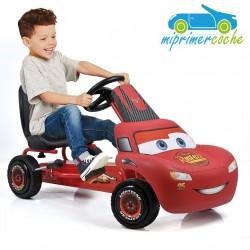 Kart a Pedales para niños RAYO McQUEN