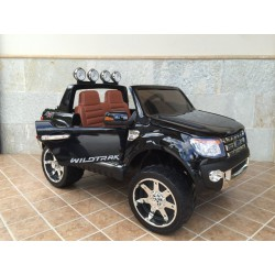 FORD RANGER PICK-UP NEGRO METALIZADO 12V con mando 2.4G