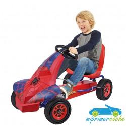 Kart a Pedales para niños SPIDERMAN