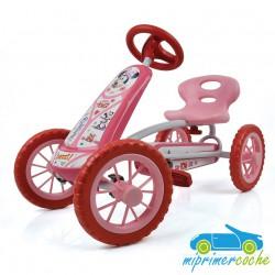 Kart a Pedales Infantil Minnie Turbo 10