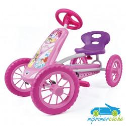 Kart a Pedales Infantil Princess Turbo 10
