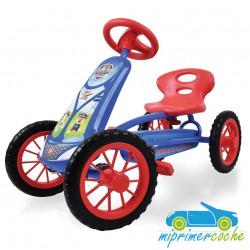 Kart a Pedales Infantil Paw Patrol Turbo 10