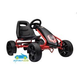 Kart a Pedales Infantil CHAMPION BLACK EDITION