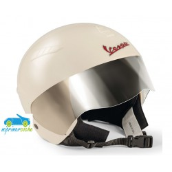 CASCO VESPA color blanco