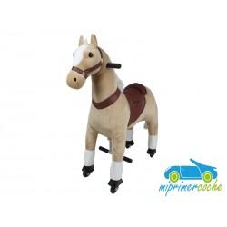 PonyCycle CABALLO MARRON CLARO MEDIANO