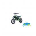 Moto eléctrica HP110E 36V 500W color verde