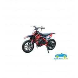 Moto eléctrica HP110E 36V 500W color ROJO