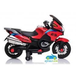 Moto eléctrica para niños BMW STYLE R1200 ROJA 12V