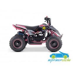 Quad infantil a gasolina ATV STAR ROSA 49CC 2 TIEMPOS