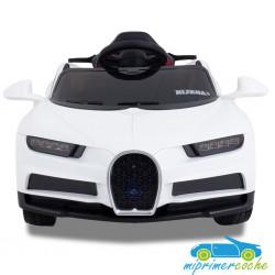 Coche Estilo Bugatti  12V  2.4G