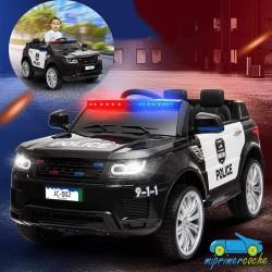 COCHE DE POLICIA ESTILO LAND ROVER 12V  2.4G