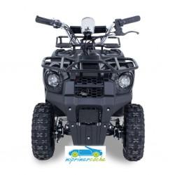 Quad electrico negro E9057