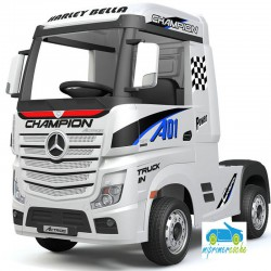 Camión MERCEDES TRUCK 12v 1 plaza 2.4G