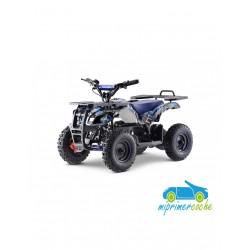 Quads eléctrico infantil MASTER ECO 36V 800W color azul