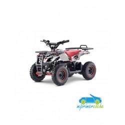 Quads eléctrico infantil MASTER ECO 36V 800W color negro
