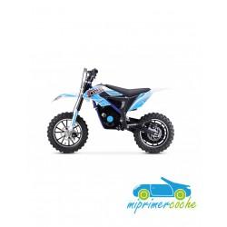 Moto eléctrica OVEX CROSS 24V 500W color azul