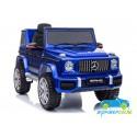 MERCEDES G63 12V  Azul Metalizado 2.4G