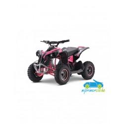 Quad eléctrico infantil RANGER ECO 36V 1000W color rosa