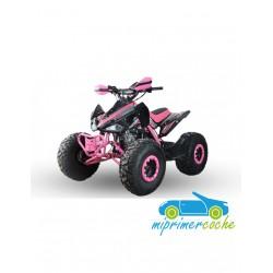 Quad infantil a gasolina ATV  LAND ROSA 125CC 4 TIEMPOS