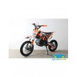 Moto Cross a gasolina KRX BETA PRO VERDE 125CC 4 TIEMPOS